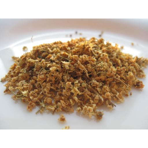 Dried Elderflowers 50g
