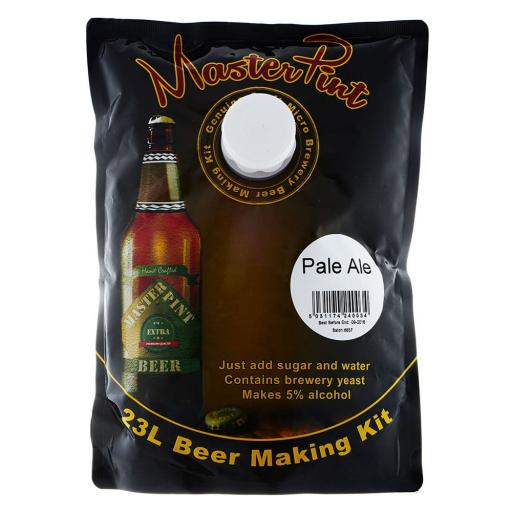 Hambleton Bard Master Pint Beer Kit - Pale Ale