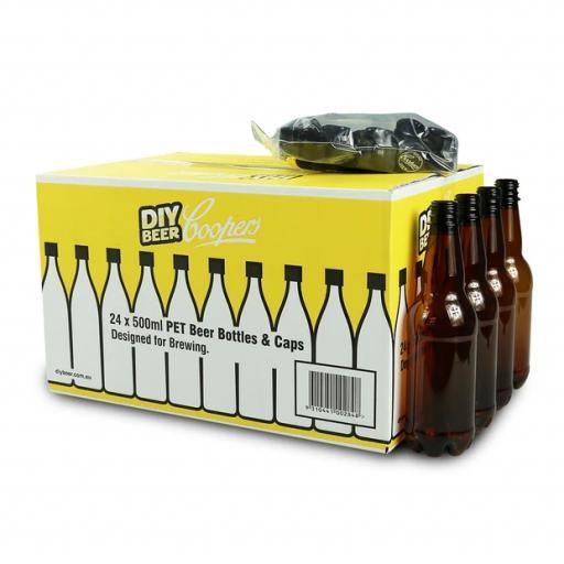 Coopers PET 500ml 24 bottles