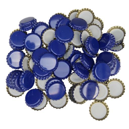 Crown Caps 50's Blue