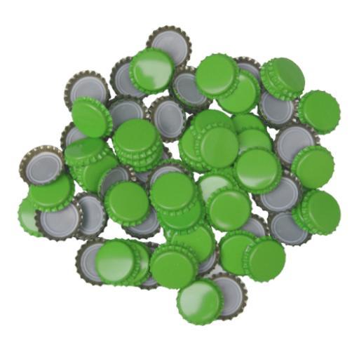 Crown Caps 50's Green