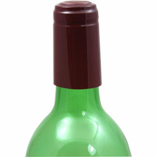 Burgundy Shrink Caps 30's