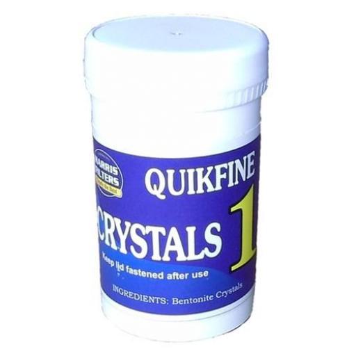 Harris Quickfine 1 (Crystals)