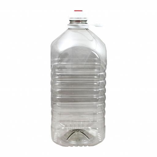5 Litre Plastic Demi-John
