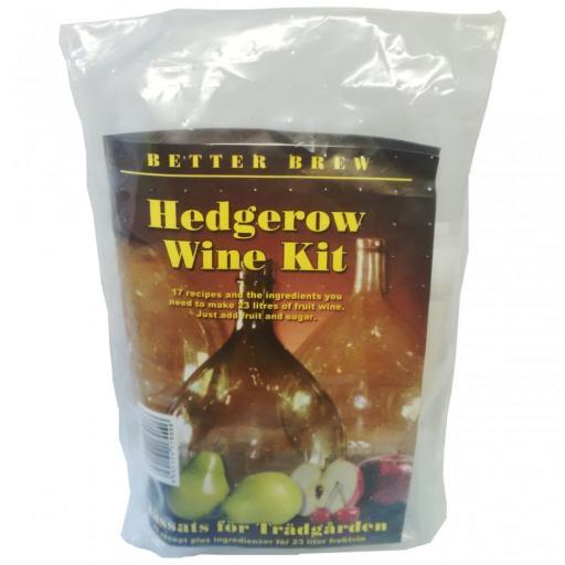 Better Brew Hedgerow Wine Kit (23 Litre Kit)