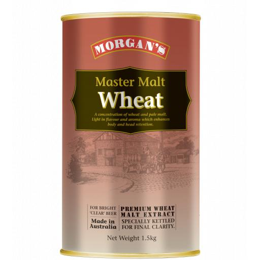 Morgan's Master Malt (Wheat)