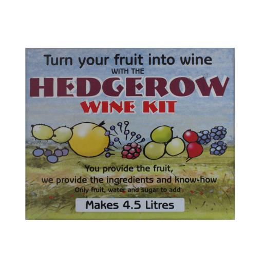 Hedgerow Wine Kit (6 Bottle Kit)