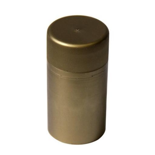 Novatwist Premium Screw Caps - 12 caps - Gold